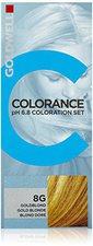 Goldwell Colorance ph 6.8 8G goldblond