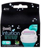 Wilkinson Intuition Naturals Sensitive Care Ersatzklingen (3er)
