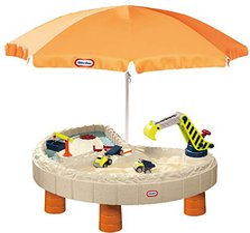 Little Tikes Konstruktions-Sandkasten (401N)