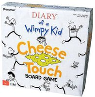 Paul Lamond Games Diary of a Wimpy Kid Cheese Touch (englisch)