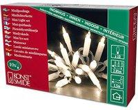 Konstsmide Mini-Lichterkette 10er klar weiß (1111-002)