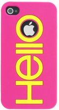 G-Cube Hello Silikon Case (iPhone 4/iPhone 4S)