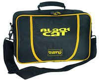 Black Cat Spinning Bag