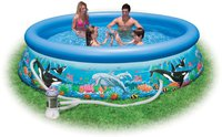 Intex Pools Easy-Set Pool Ocean Reef 366 x 76 cm