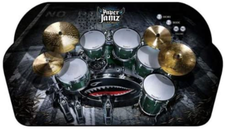 Paper Jamz Drums Style 2 logo (6352)