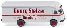 Wiking Ackermann Möbelwagen Spedition Stelzer (050001)