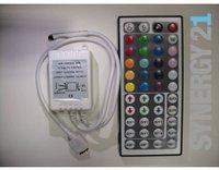 SYNERGY21 RGB Controller DC12V IR zu LED-Flex-Strip (S21-LED-A00094)