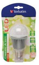 Verbatim LED Classic A 9W E27 170° Warmweiß (52100)