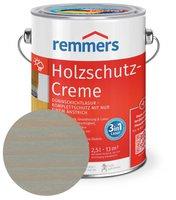 Remmers Aidol Holzschutz-Creme Silbergrau 2,5 Liter