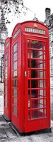Eurographics Metallbild British Telephone Box (DM-DT4082)
