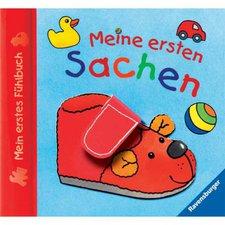 Ravensburger Mein erstes Fühlbuch: Meine ersten Sachen