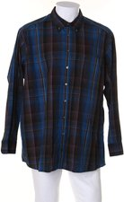 Marvelis Button Down Hemden Herren