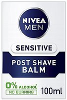 NIVEA FOR MEN Sensitive Extra Soothing After Shave Balm (100 ml)