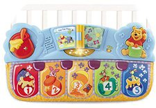 Vtech Learn With Pooh And Friends Piano