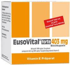 Strathmann Eusovital forte 403 mg Kapseln (100 Stk.)