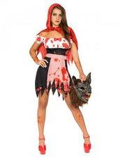 Rotkäppchen Halloween Kostüm