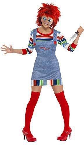 Chucky die Mörderpuppe Halloween Kostüm