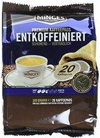 Minges Decaf Kaffeepads (20 Stk.)