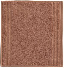 Vossen Vienna Style Seiftuch brown sugar (30 x 30 cm)