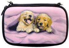 Pebble Entertainment 3DS Hartschalen-Etui Two Pink Dogs