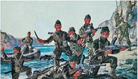 Revell British Commandos WWII (02530)