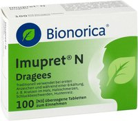 Bionorica AG Imupret N Dragees (100 Stk.)