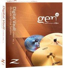 Zildjian Digital Vault S-Pack Vol.2