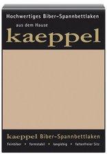 Kaeppel Biber Spannbettlaken (200 x 200 cm) L-016745