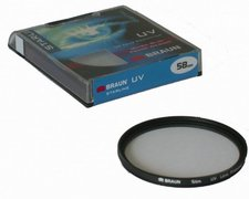 Braun Photo Technik Starline UV-Filter 62mm