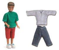 Lundby Smaland Junge und Kleidung