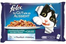 Felix So gut wie es aussieht Thunfisch & Kabeljau (100 g)