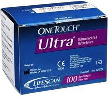 Orifarm One Touch Ultra Sensor Teststreifen (4 x 25 Stk.)