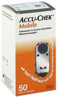 Orifarm Accu Chek Mobile Testkassette Plasma II (50 Stk.)