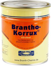 Branth's Brantho Korrux nitrofest 0,75 l (verschiedene Farben)