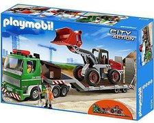 Playmobil City Action - Tieflader mit Radlader (5026)