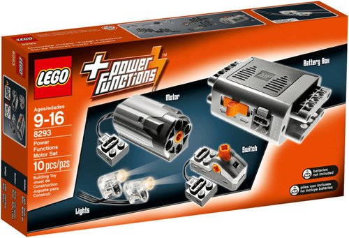 LEGO Technic Power Functions Tuning-Set (8293)
