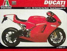 Italeri 840642 - Ducati Desmosedici