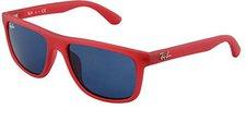 Ray Ban RJ9057S 197/80 (matt red/blue)