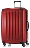 Hauptstadtkoffer 4-Rollen-Hartschalen-Trolley 75 cm rot