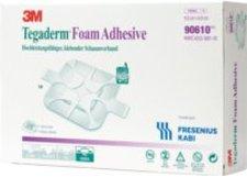 Fresenius Tegaderm Foam Adhesive FK 14,3 x 14,3 cm (10 Stk.)