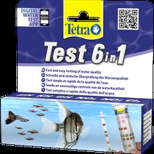 Tetra Tetratest Teststreifen 6 in 1