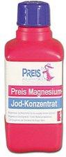 Preis Aquaristik Magnesium Jod Konzentrat 250 ml