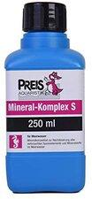 Preis Aquaristik Mineral Komplex S 250 ml