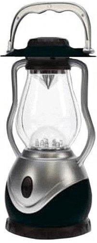 Heitronic LED Laterne mit Dynamo