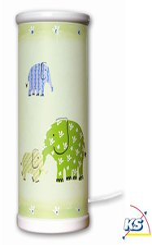 Designers Guild Tischlampe Elefant 1-flg.