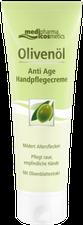 Medipharma Olivenöl & Anti Age Handpflegecreme (125 ml)
