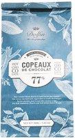 Dolfin Les Copeaux Hot Chocolate 77% (200 g)