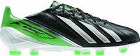 Adidas F50 adizero TRX FG Leder metallic silver/infrared/black