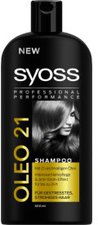 syoss Oleo Intense Thermo Care Shampoo (500 ml)
