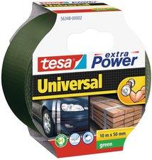 Tesa extra Power Universal Gewebeband grün 10mx48mm